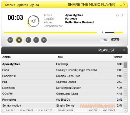 ShareTheMusic Pack image 3
