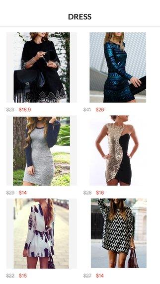 SHEIN Shopping iPhone image 5