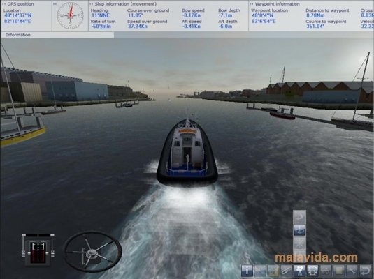 ship simulator free download