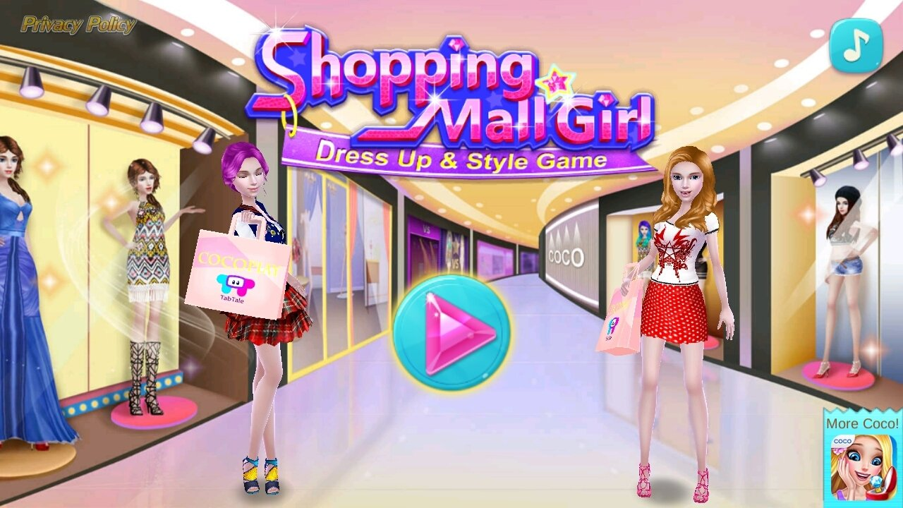 Shopping Mall Girl Android image 5