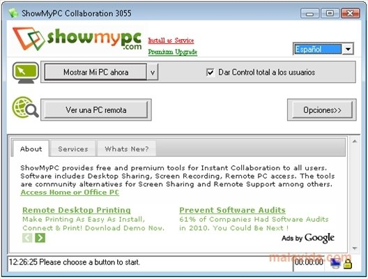ShowMyPC Collaboration 3055