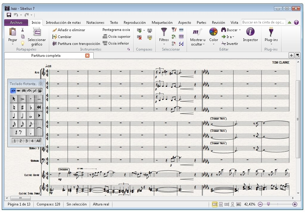 Sibelius 7 5 1 - Download for PC Free