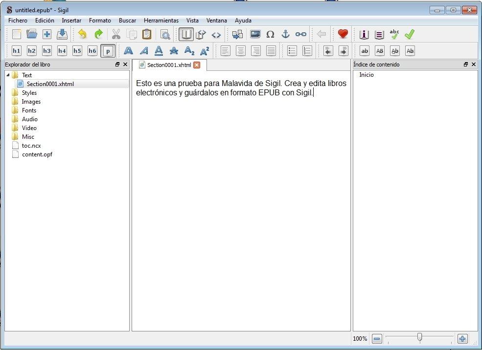 epub reader windows vista free download