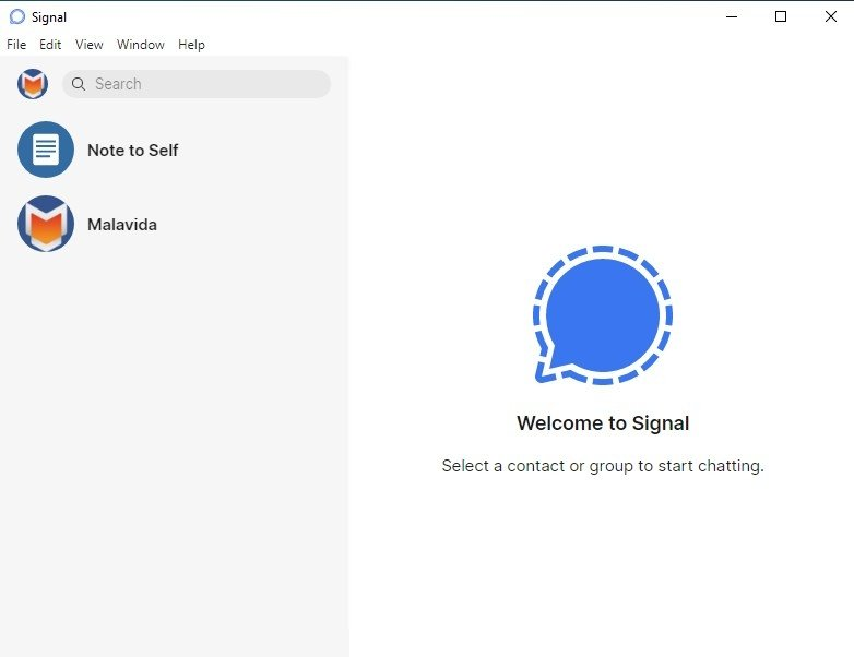Signal Private Messenger 1 22 0 - Download for PC Free