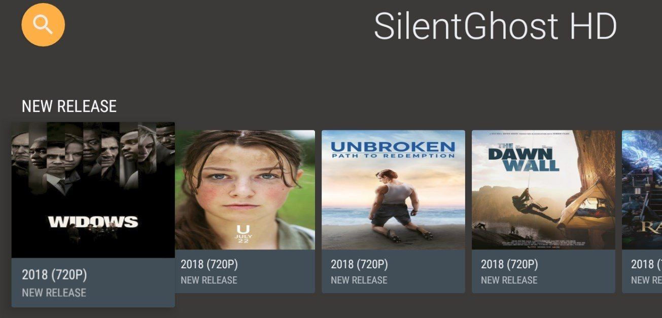 SilentGhost HD 1 0 0 - Download for Android APK Free
