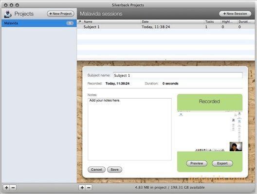 Silverback 3 0 2 - Download for Mac Free
