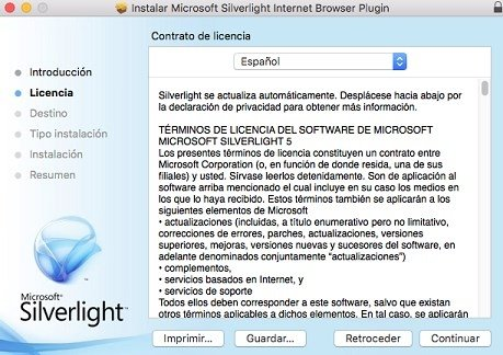 Silverlight 5 1 50907 0 - Download for Mac Free