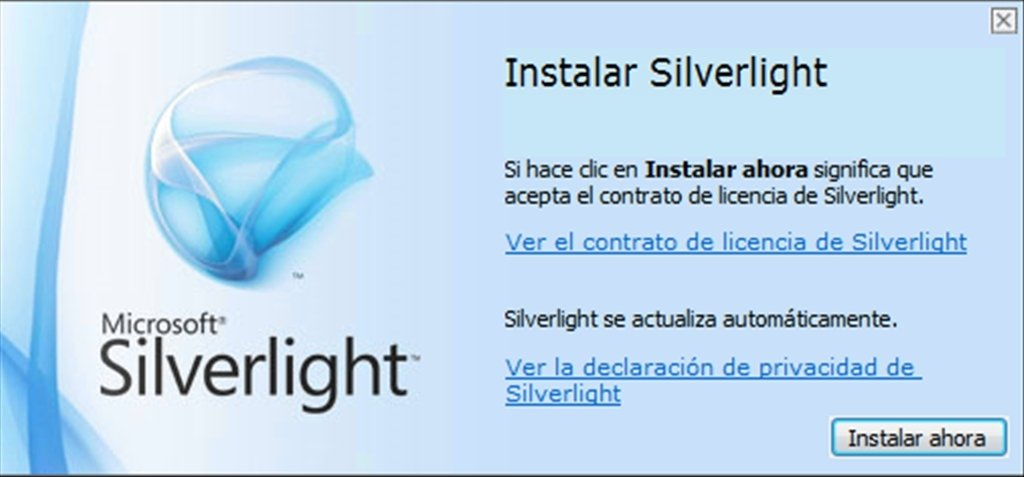 VIDEO SILVERLIGHT SCARICA