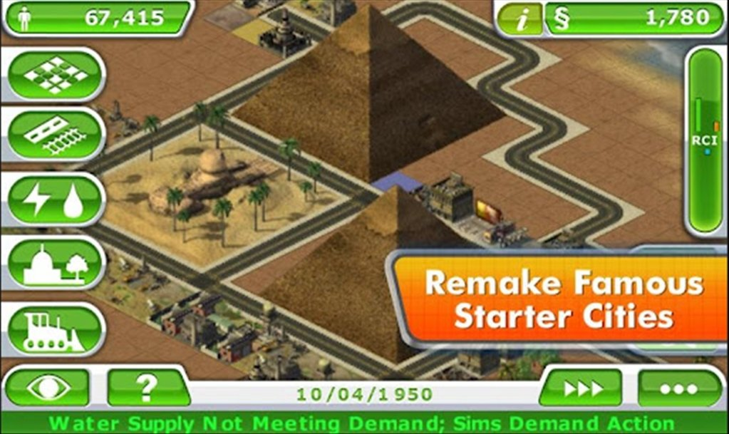 SimCity Android image 6