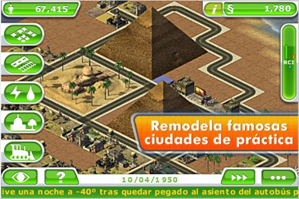 SimCity iPhone image 5