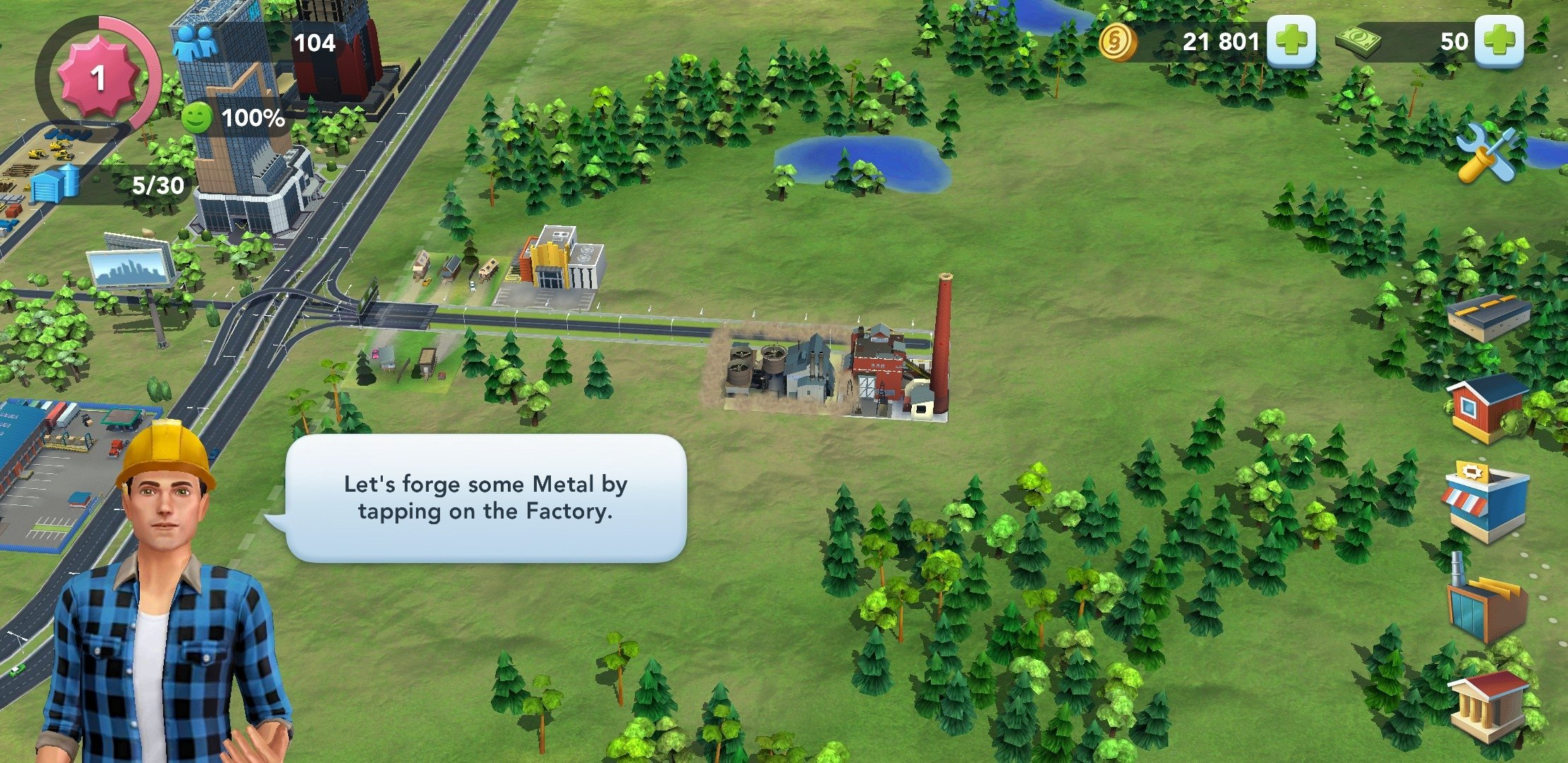 SimCity BuildIt Android image 6