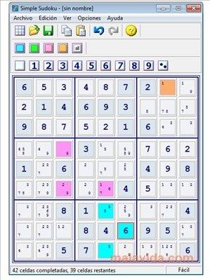 Simple Sudoku image 3
