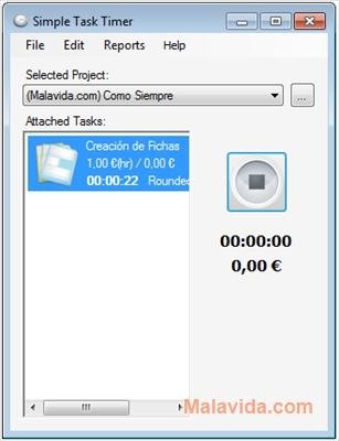Simple Task Timer image 6