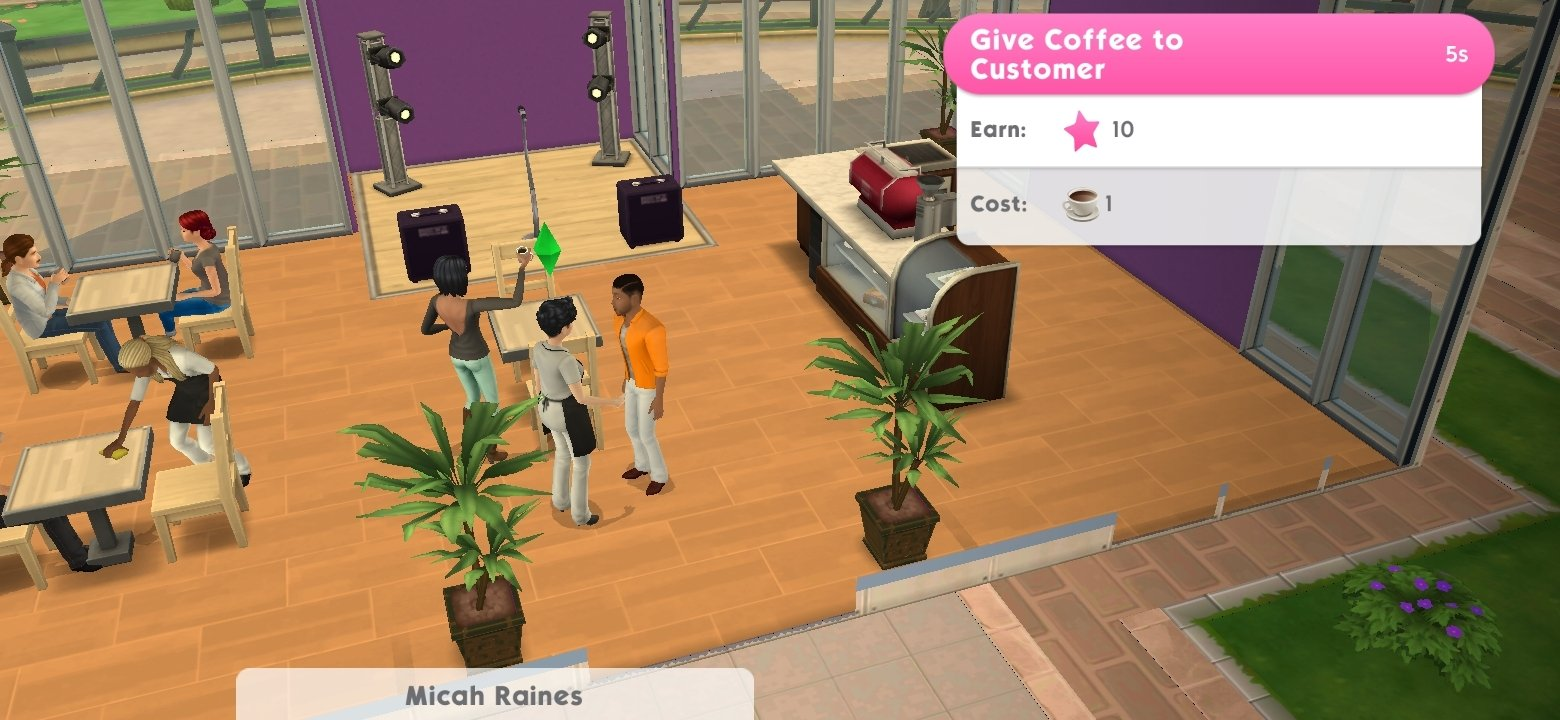 Les Sims Mobile Android image 8