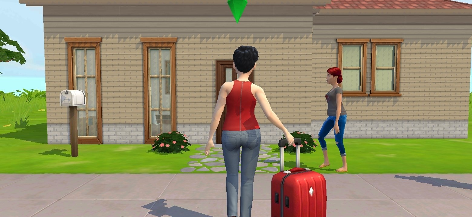 download the sims mobile mod apk unlimited money android 1