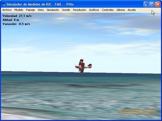 Flying-Model-Simulator image 7