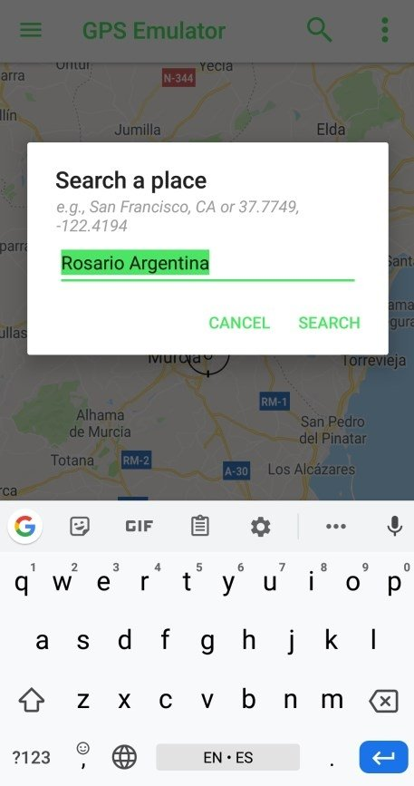 GPS Emulator 1 58 - Download for Android APK Free
