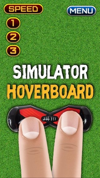Simulator Hoverboard iPhone image 3