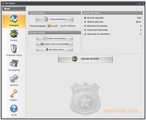 Spyware-Browser image 5