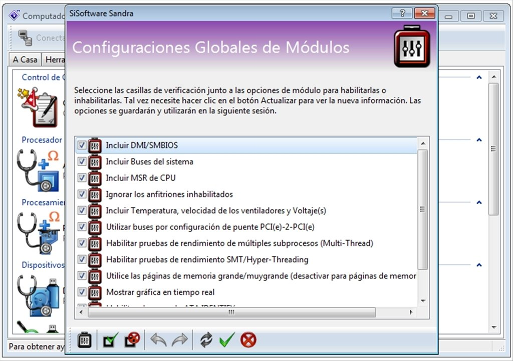 sisoftware sandra lite gratuit