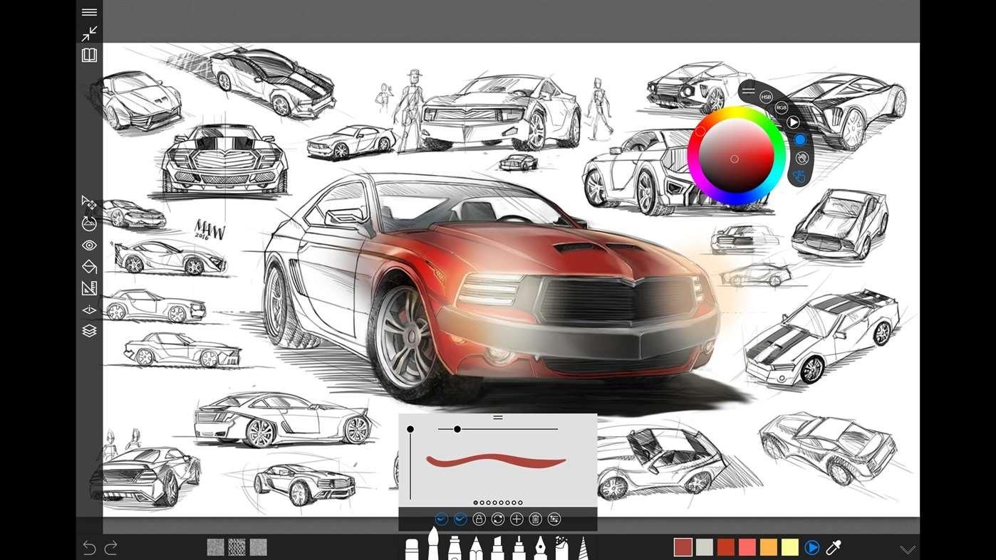 Sketchable image 8