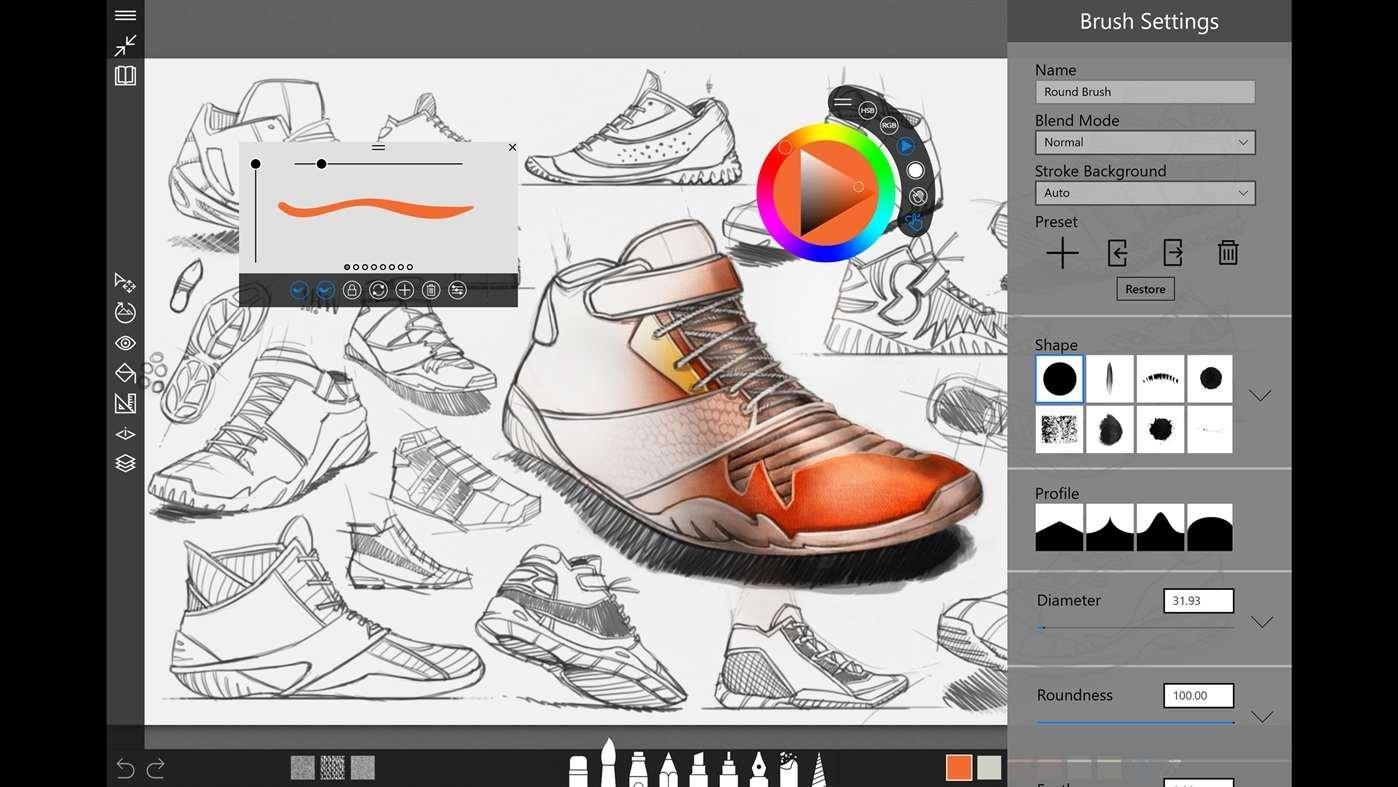 Sketchable