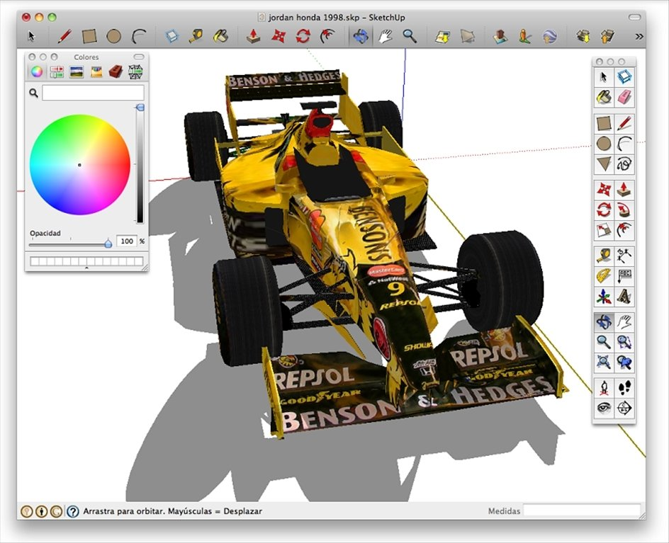 3D Sketchup Softwares