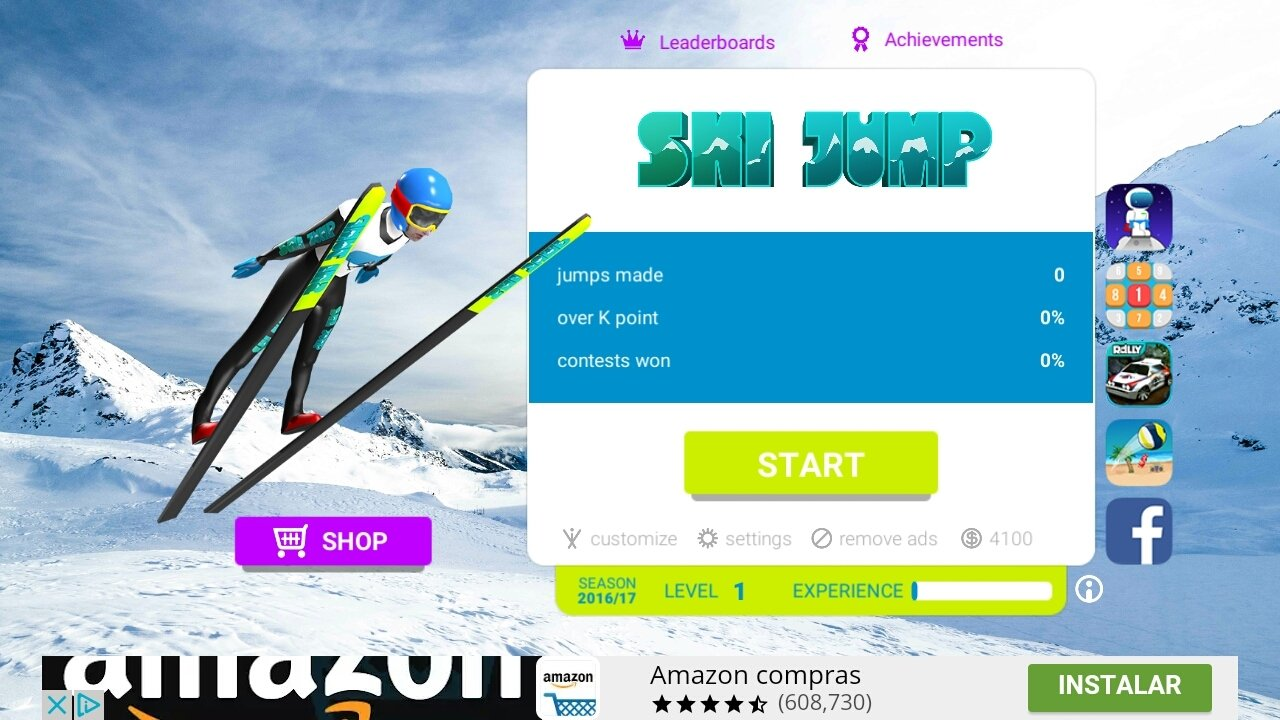 Ski Jump Android image 8
