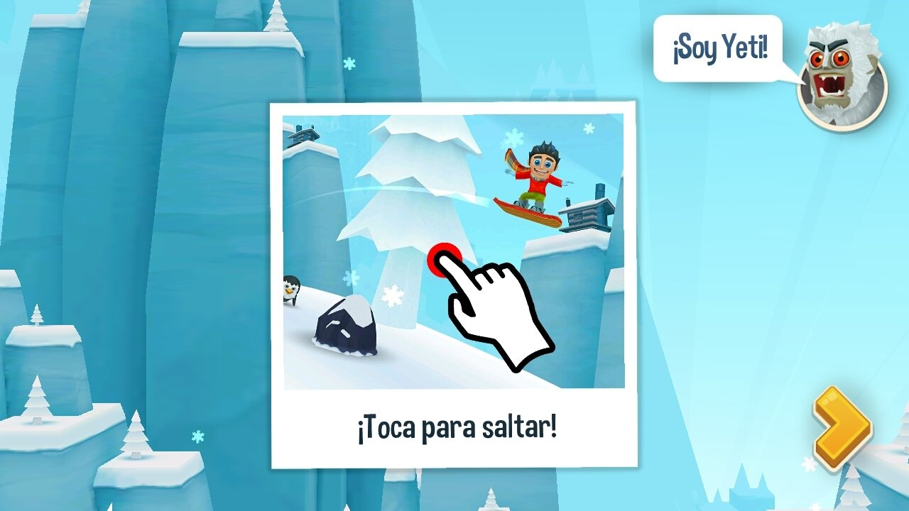 Ski Safari 2 Android image 8