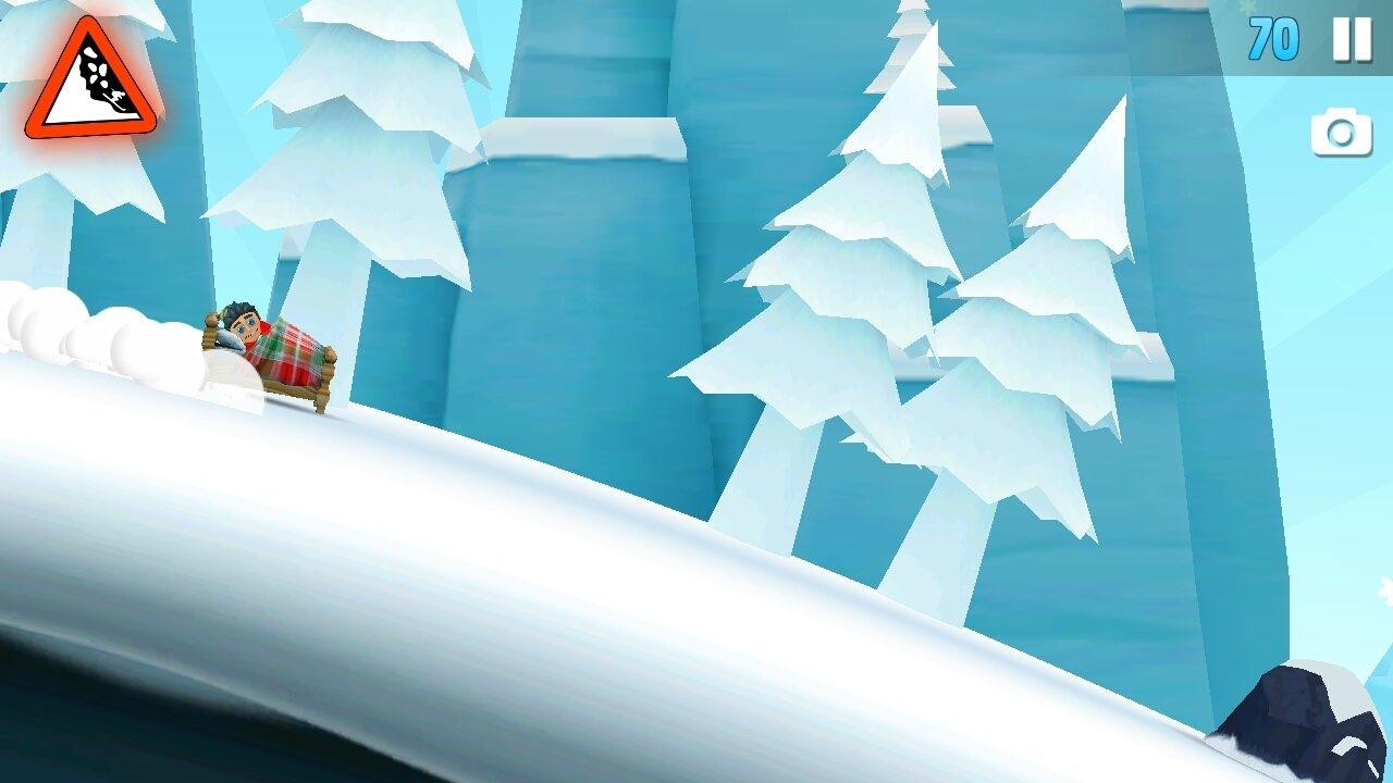 ski safari how to catch yeti