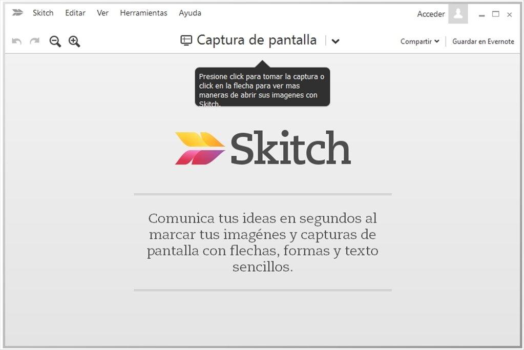 skitch gratuit