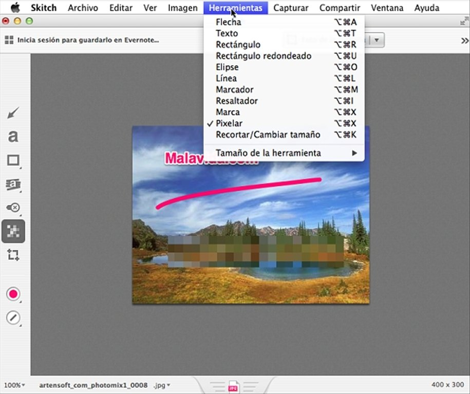 Skitch for mac free download version 2. 8. 1 | macupdate.