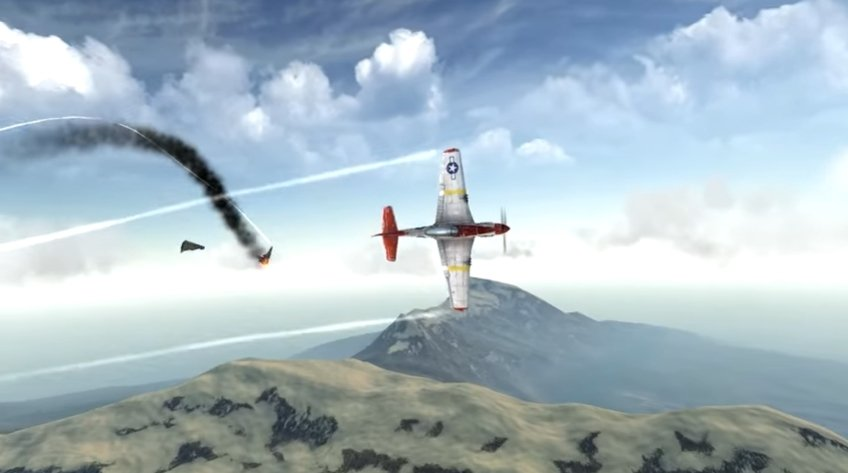 Sky Gamblers: Storm Raiders Android image 5