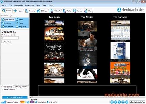 SkyDownloader image 4