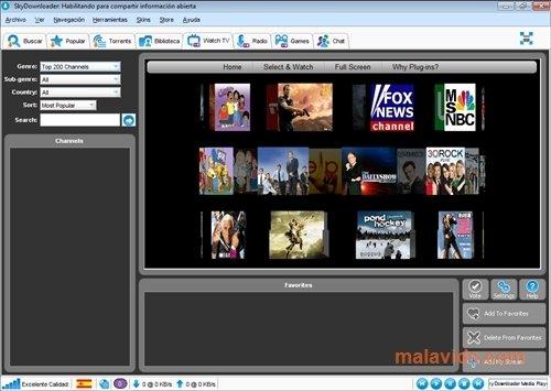 SkyDownloader 3 2 1 - Download for PC Free