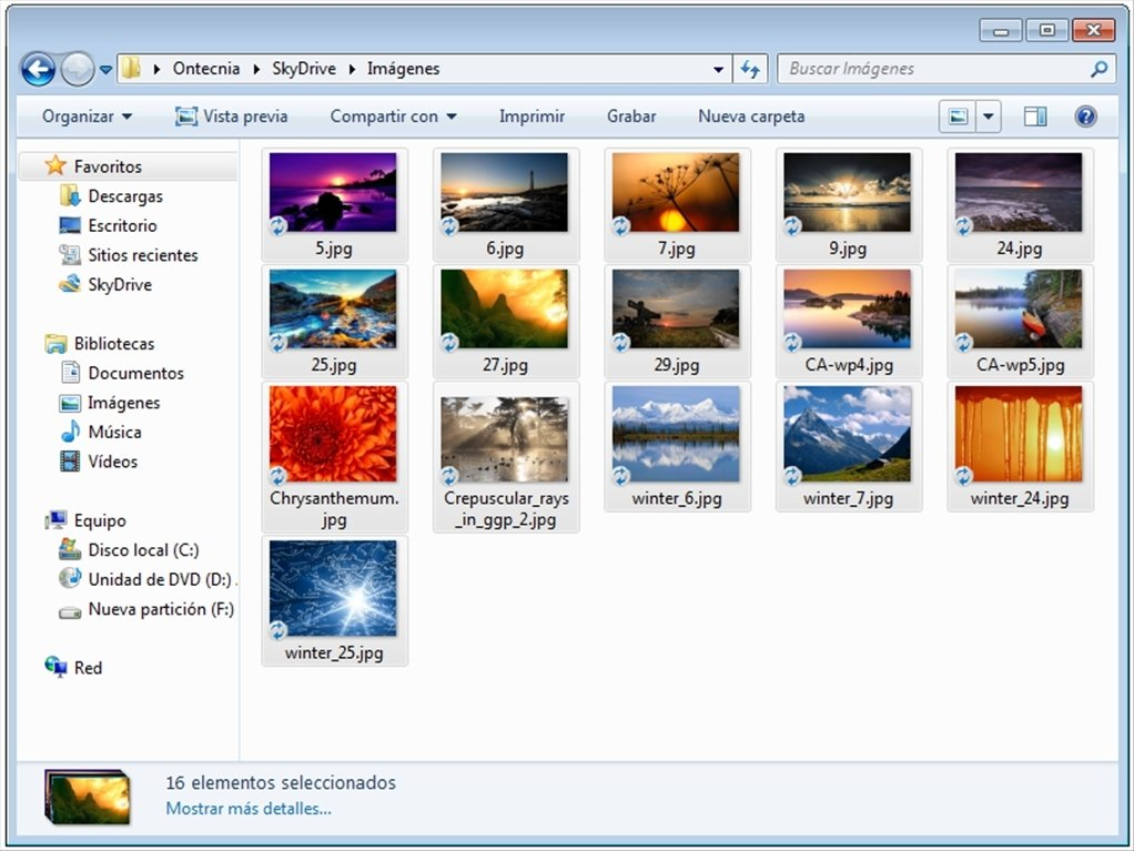 SkyDrive image 6