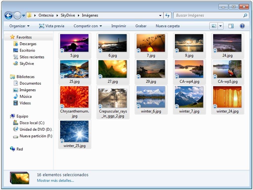 SkyDrive 2012