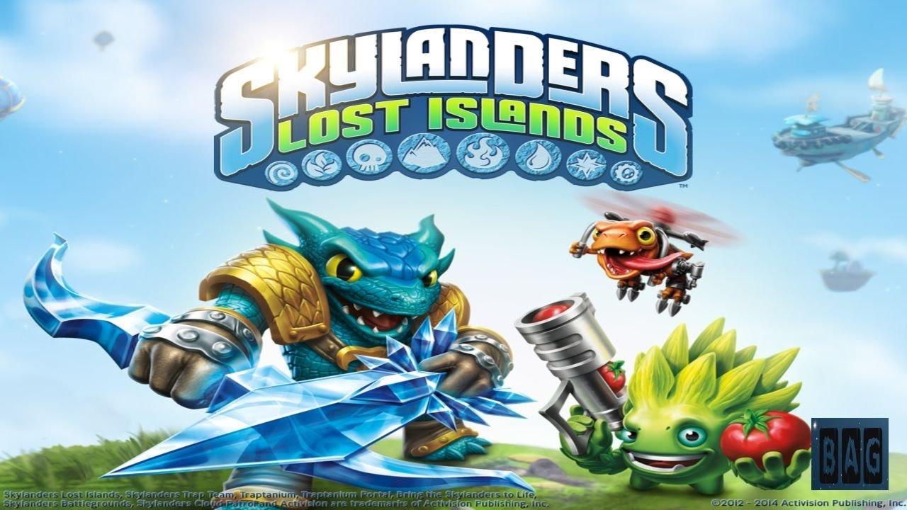 Skylanders Lost Islands Android image 4