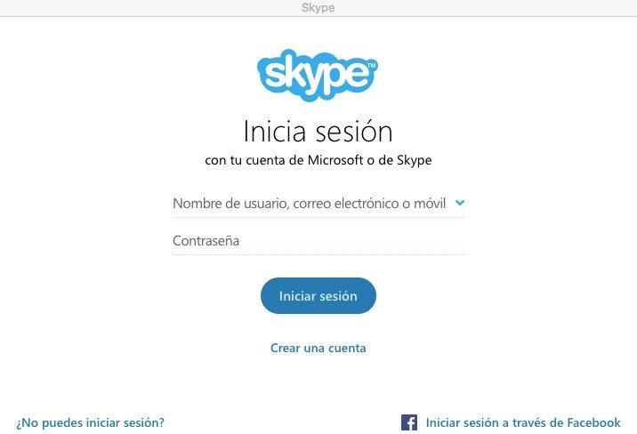 Skype Mac image 5