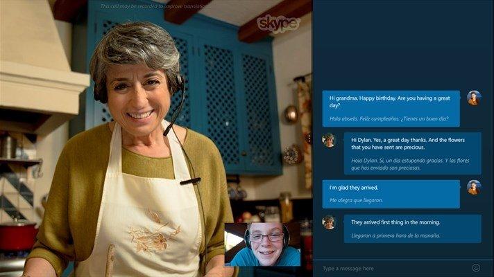 Skype Translator image 3