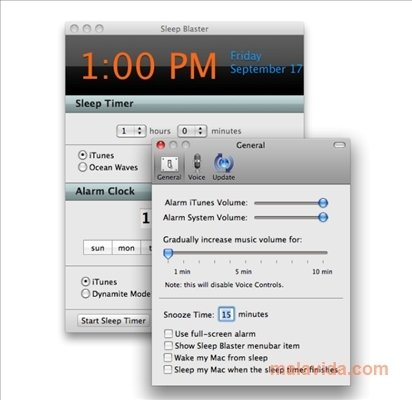 Sleep Blaster 1 1 1 - Download for Mac Free