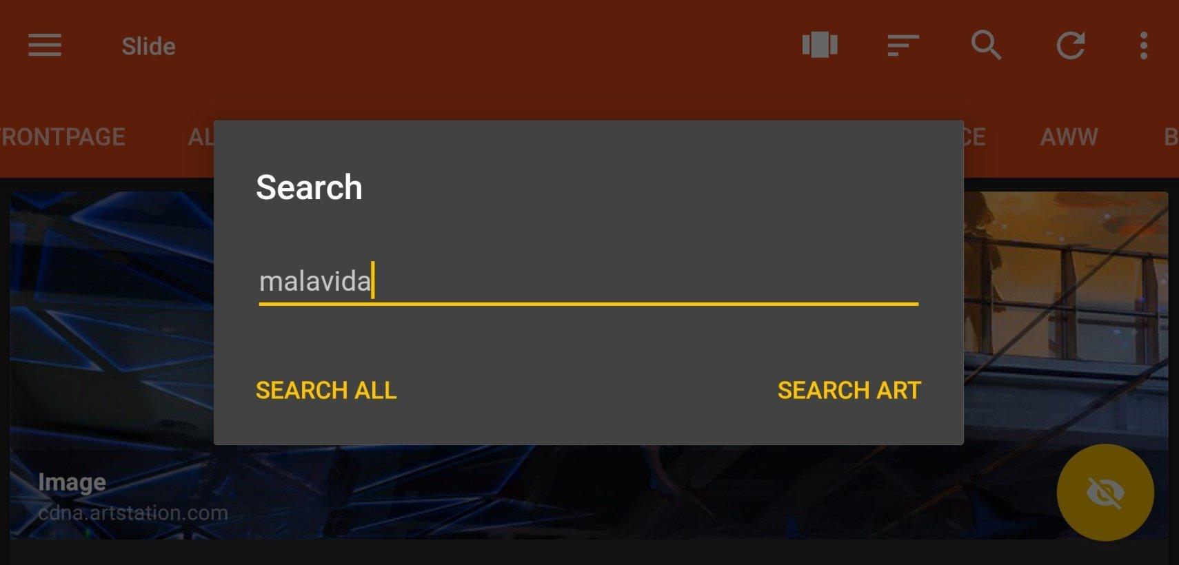 Slide for Reddit 6 2 - Download for Android APK Free