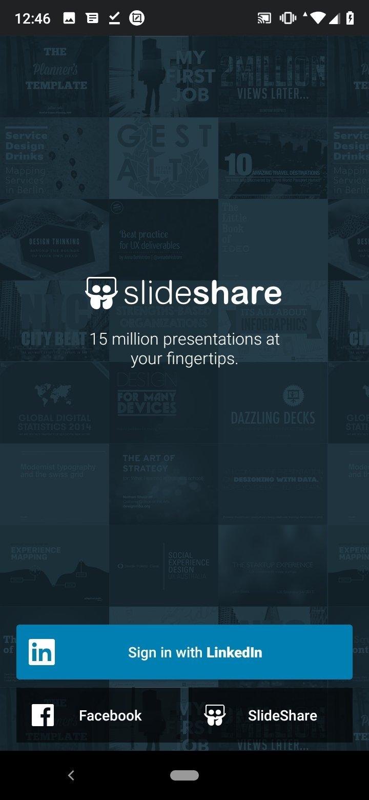 slideshare 1 6 6 android用ダウンロードapk無料