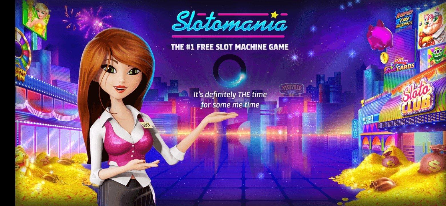 Slotomania Update Apk