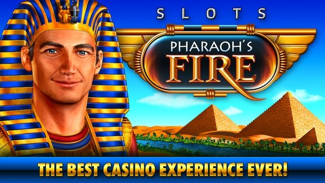 Slots Pharaoh's Fire iPhone image 4