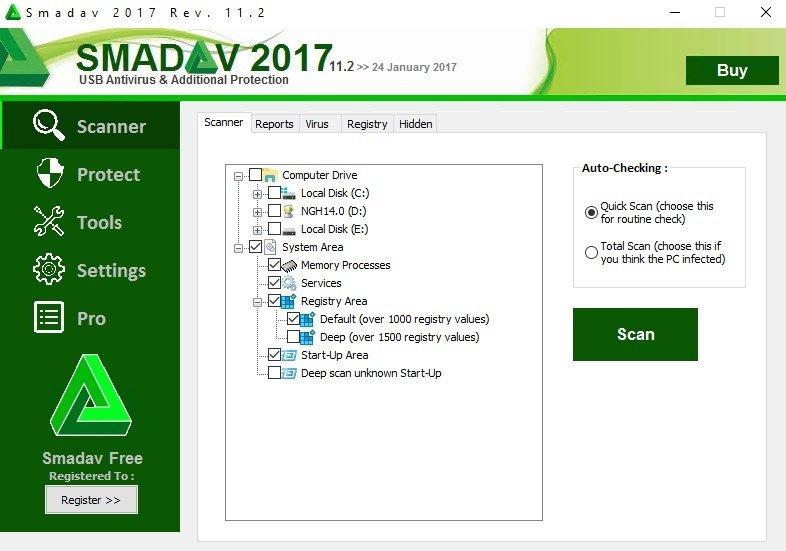 Smadav Antivirus 2017 image 5