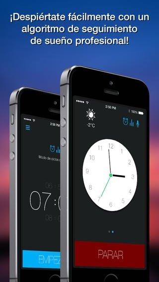 Smart Alarm Clock iPhone image 5