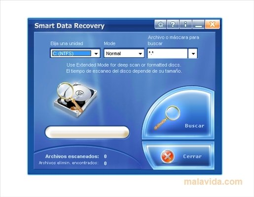 ������ Smart Data Recovery �����