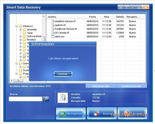 windows login recovery 5.0