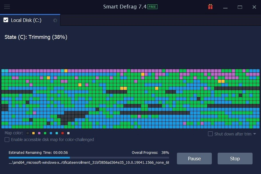 smart defrag pro download